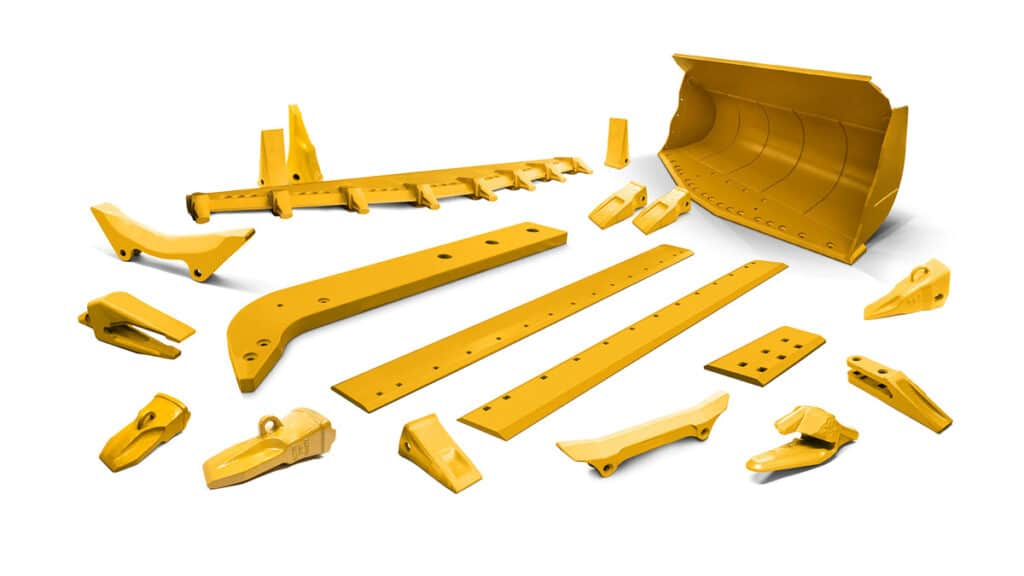 Attachments & Wear Components